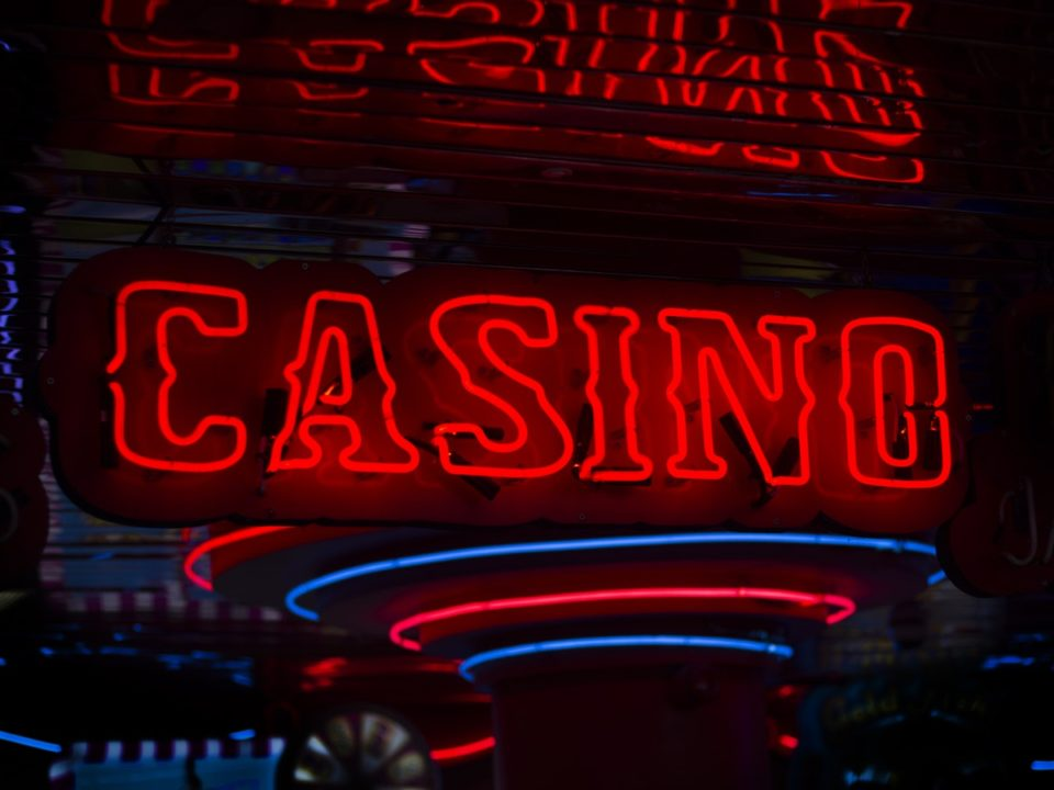 online casino software