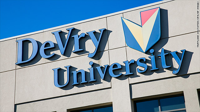 devry lawsuit