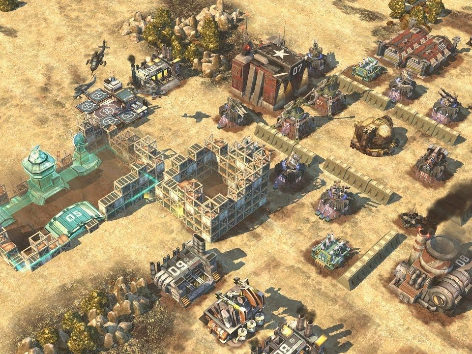 Android Real Time Strategy Games