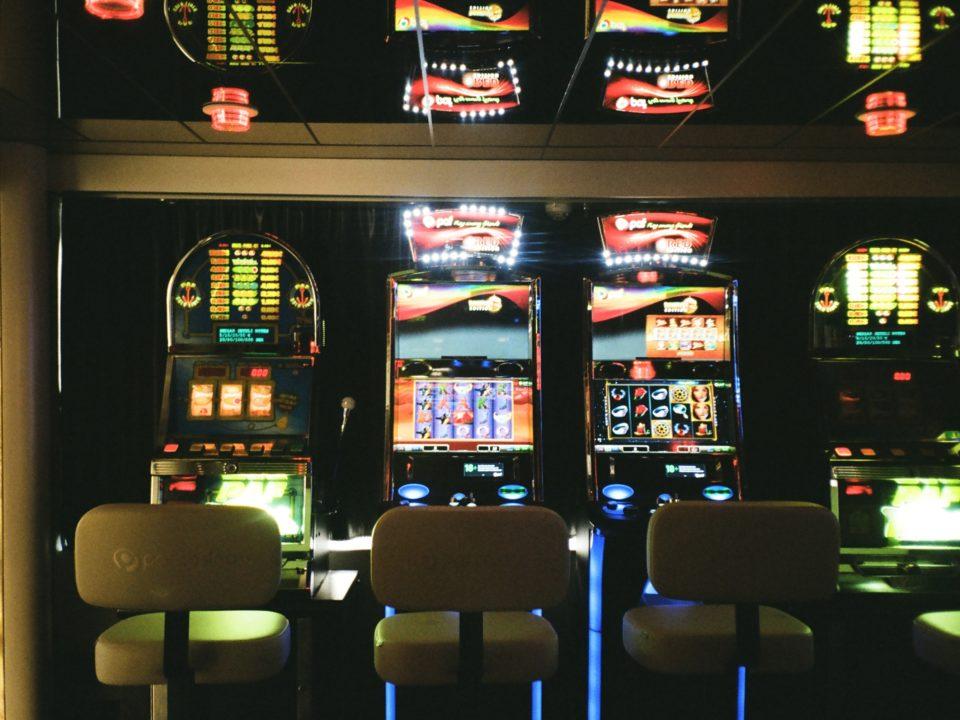 top slot machine